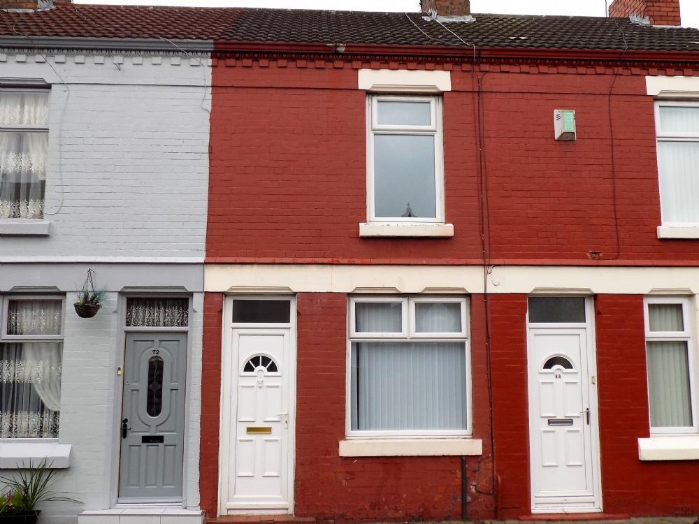 Cockburn Street Toxteth Liverpool L8 4SF
