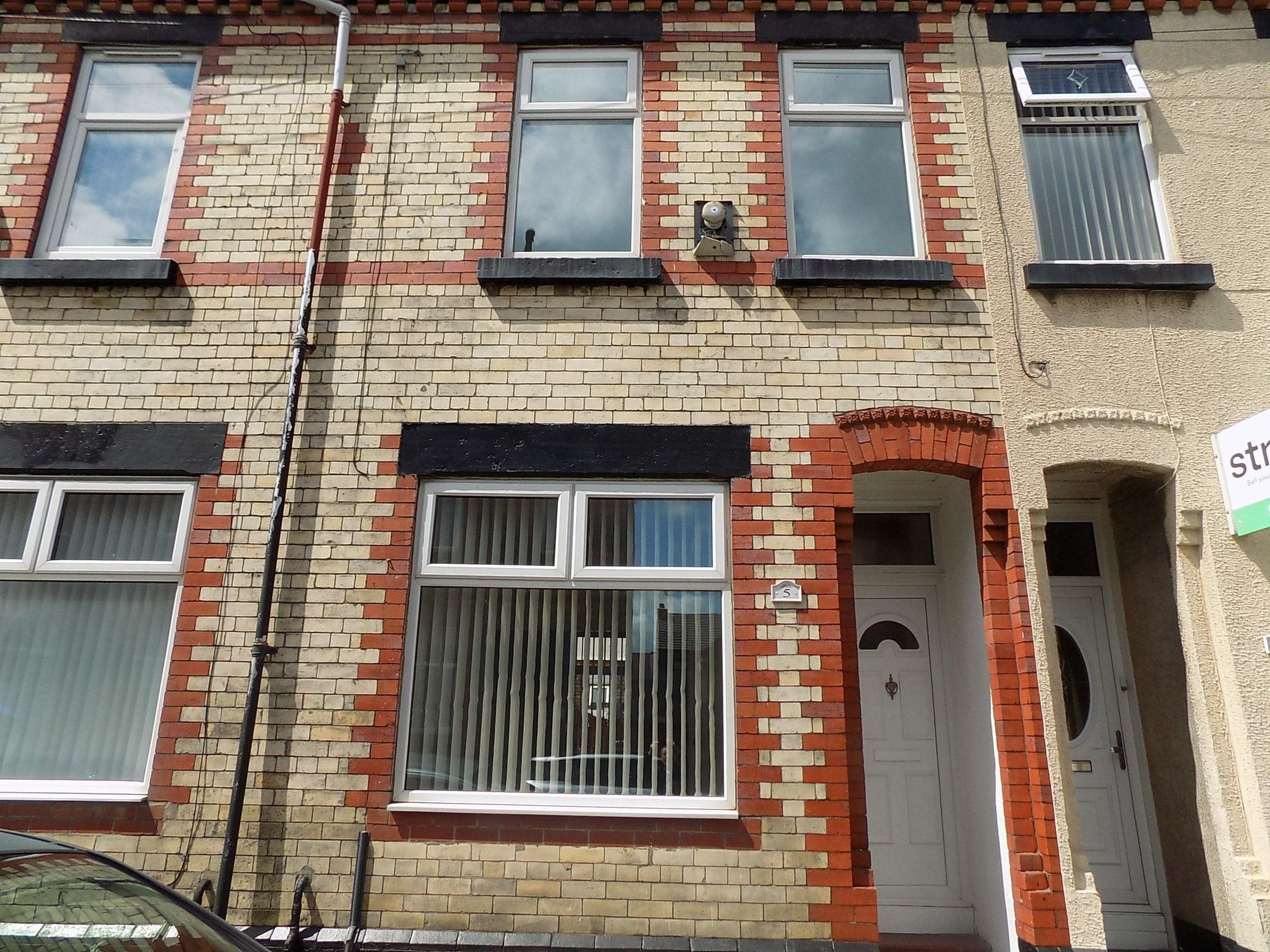 Clifton Street, Garston, Liverpool
